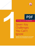 7 Key Challenges - Virtualization