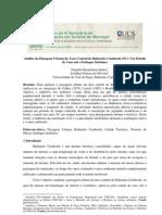Análise da Paisagem Urbana da Área Central de Balneário Camboriú (SC)