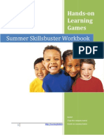 Summer Skillsbuster Workbook