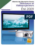 Dossier Fnac Televiseurs Videoprojecteurs Ete 2009