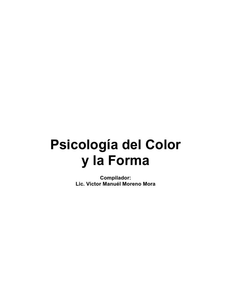 Psicología del Color y la Forma