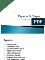 Pspace & Clique