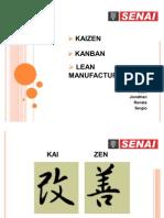 Kaizen Kanban Lean Manufacturing