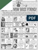 Pets Page July