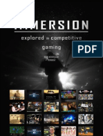 Ruud Koorevaar - Immersion Explored in Competitive Gaming
