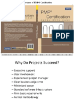 Importance of PMP Certification