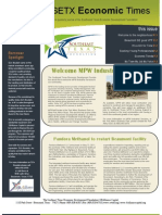SETEDF Newsletter 2011 3