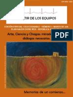 El Latir de Los Arte, Ciencia y Chagas WEB