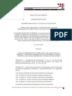 Plan de to Territorial Pereira