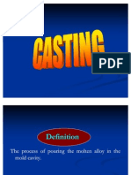 CASTING [Lecture by Dr.Muhammad Seddeek @AmCoFam]