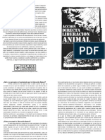 Accion Directa Liberacion Animal