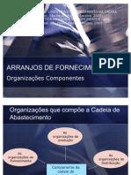 ARRANJOS DE FORNECIMENTO