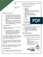 Amoebiasis Fact Sheet