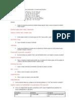 exercícos 1 ao 19