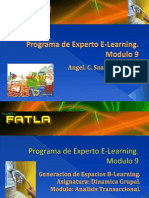 Programa de Experto E-Learning (MODALIDAD BLEARNING