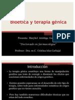 Bioética y terapia génica