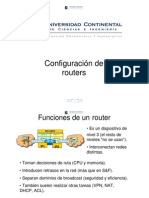 2.- Conf Routers