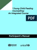 Breast Feeding Manual