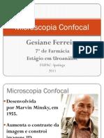 Microscopia Confocal.