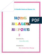 Home Reading Project