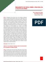 Efeitos do treinamento de força sobre a melhoria da cadencia de cilistas de speed