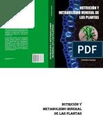 Nutricion y Metabolismo Mineral de La Plantas