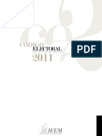 Codigo Elecetoral del Estado de Méxicoreformado_2011