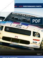 Ford Performance Parts 2009