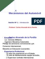 Ses 1 Mecanismos Del Automovil