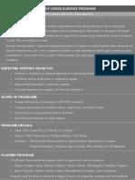 AYUSH Career Guidence 2011 Report Eng