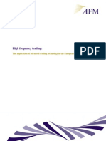 Hft-report-Netherlands Authority for the Financial Markets