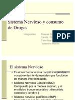 Sistema Nervioso y Consumo de Drogas
