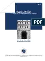 Recall Packet