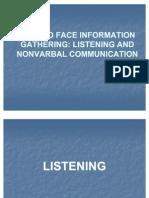 9- Listening & Non Verbal Communication Auto Saved]