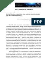 Subjetividad Del Campo de La Comunicación - Vanina A. Papalini