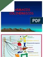 FARMACOS COLINERGICOS...