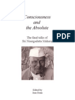 consciousness and the absolute