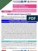 Oferta Especial CarlosIII