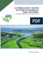 Guia para la formulación y Gestion de Planes de Desarrollo Rural Sostenible