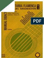Granados Manuel - Manual Didactico de La Guitarra Flamenca - Vol 2