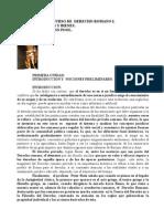 Apunte Curso Derecho Romano i Unab 2011