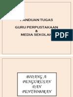 PANDUAN TUGAS GPM