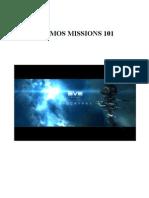 Cosmos Missions 101 - Caldari