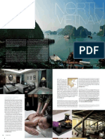 Emeraude Classic Cruises featured on Asia Spa Magazine