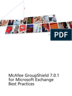 Group Shield 7 Best Practices