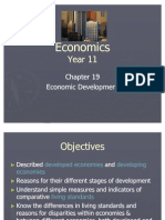 Chapter 19 Economic Development