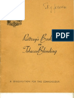 Rattray's Booklet on Tobacco Blending
