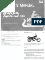 honda83Nighthawk650