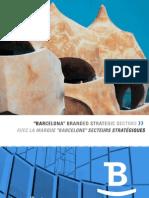 Barcelona Branded Strategic Sectors