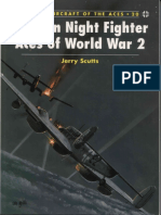 German Night Fighter Aces WW2